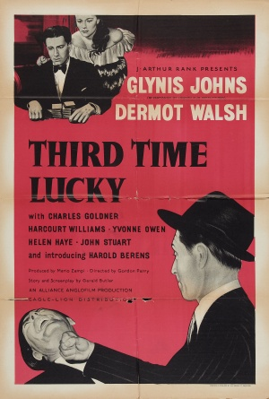 Third Time Lucky Poster