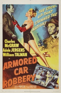 Armored Car Robbery poster