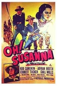 Oh! Susanna poster