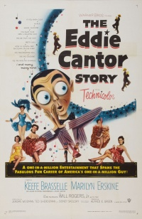 The Eddie Cantor Story poster