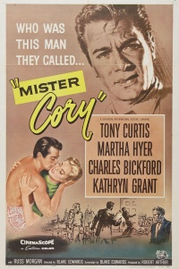 Mister Cory poster