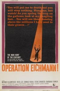 Operation Eichmann poster
