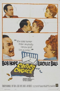 Critic's Choice poster