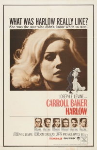 Harlow poster