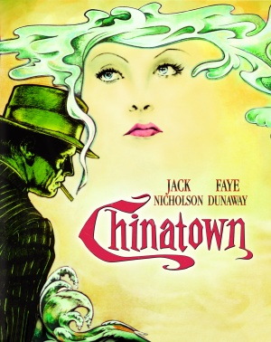 Chinatown Blu-ray cover