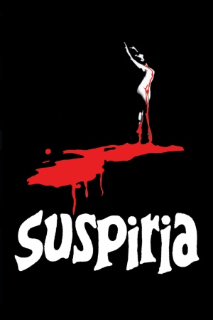 Suspiria Dvd cover