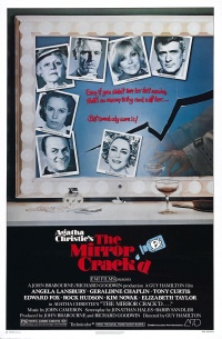 Agatha Christie's The Mirror Crack'd poster