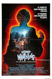 Without Warning poster