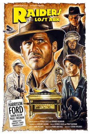 Raiders of the Lost Ark 720x1066