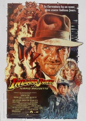 Indiana Jones and the Temple of Doom 2525x3525