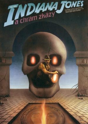 Indiana Jones and the Temple of Doom 1452x2049