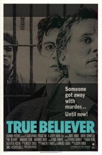 True Believer poster
