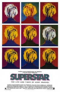 Superstar: The Life and Times of Andy Warhol poster