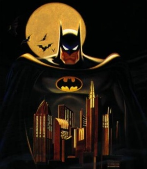Batman: The Animated Series 407x469
