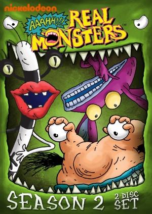 Aaahh!!! Monster 1539x2175