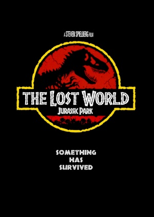The Lost World: Jurassic Park Dvd cover