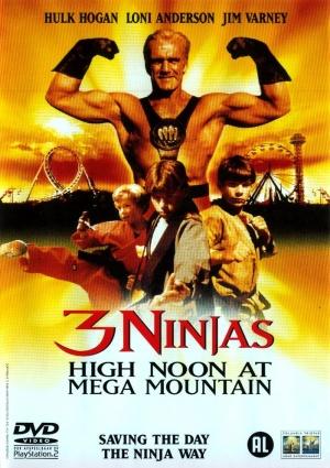 3 Ninjas: High Noon at Mega Mountain 701x994
