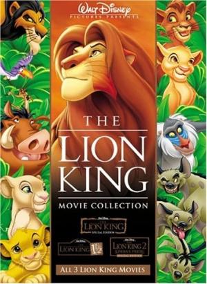 Der König der Löwen 2: Simbas Königreich 365x500