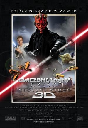 Star Wars: Episodio I - La amenaza fantasma 1100x1600