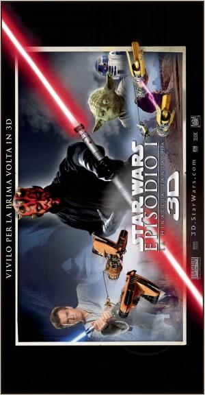 Star Wars: Episodio I - La amenaza fantasma 964x1850