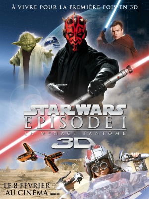 Star Wars: Episodio I - La amenaza fantasma 2850x3800