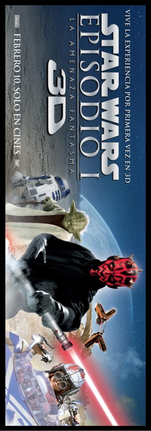 Star Wars: Episodio I - La amenaza fantasma 718x2048