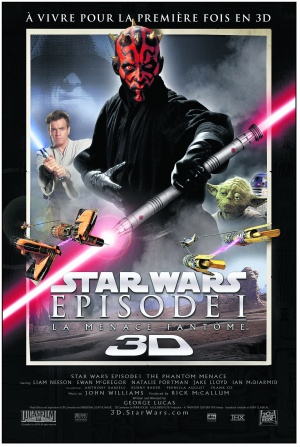 Star Wars: Episodio I - La amenaza fantasma 3353x5000