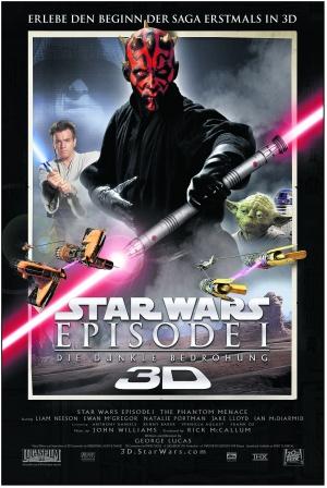 Star Wars: Episodio I - La amenaza fantasma 3347x5000
