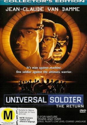 Universal Soldier: The Return 993x1430