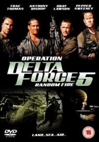 Operation Delta Force 5: Random Fire poster