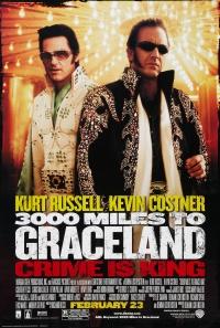 Määränpäänä Graceland poster