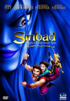 Sinbad: Legend of the Seven Seas 700x1000