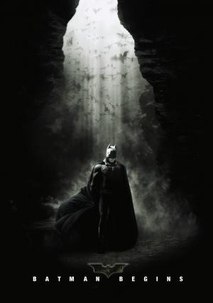Batman Begins 2479x3508