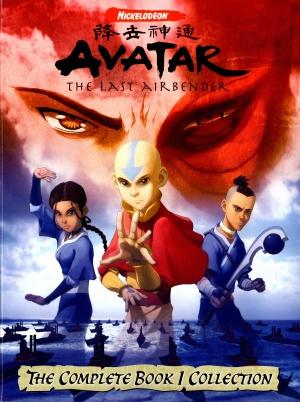 Avatar: The Last Airbender 3124x4189