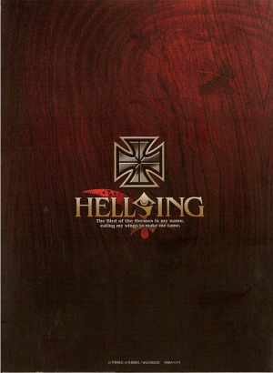 Hellsing Ultimate 659x900