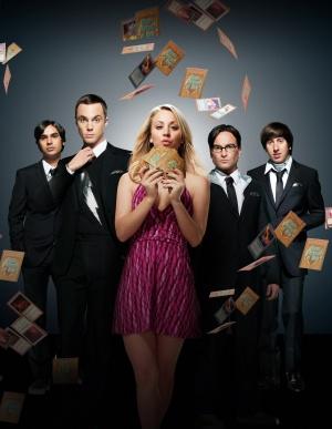 The Big Bang Theory 3097x4000