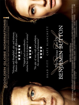 The Curious Case of Benjamin Button 600x800