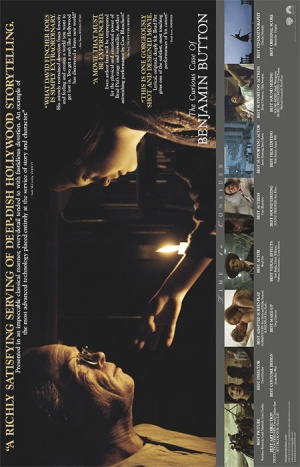 The Curious Case of Benjamin Button 450x700