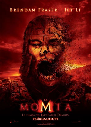 The Mummy: Tomb of the Dragon Emperor 1050x1469