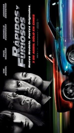 Fast & Furious 300x539