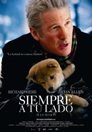 Hachi: A Dog's Tale 832x1190