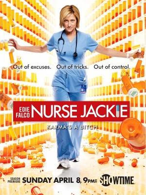 Nurse Jackie - Terapia d'urto 600x800
