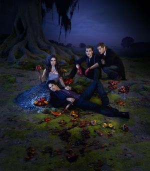 The Vampire Diaries 2634x3000