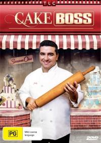 Cake Boss poster