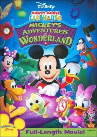 Mickey's Adventures in Wonderland poster