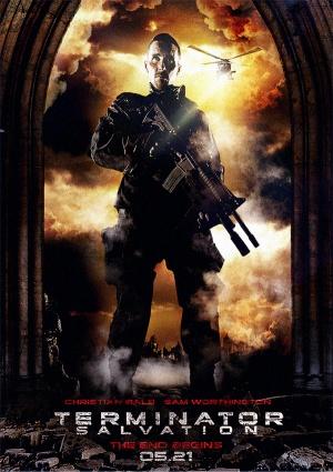 Terminator Salvation 600x849