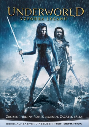 Underworld: Rise of the Lycans 500x707