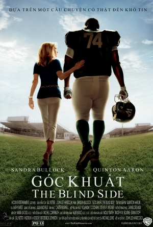 The Blind Side 2430x3600