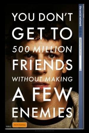 The Social Network 539x800