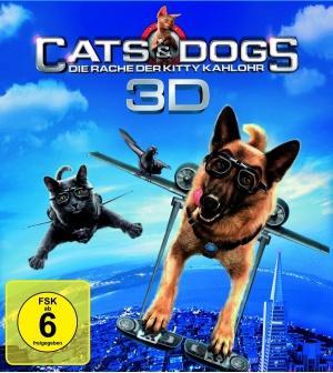 Cats & Dogs - Die Rache der Kitty Kahlohr 1200x1342